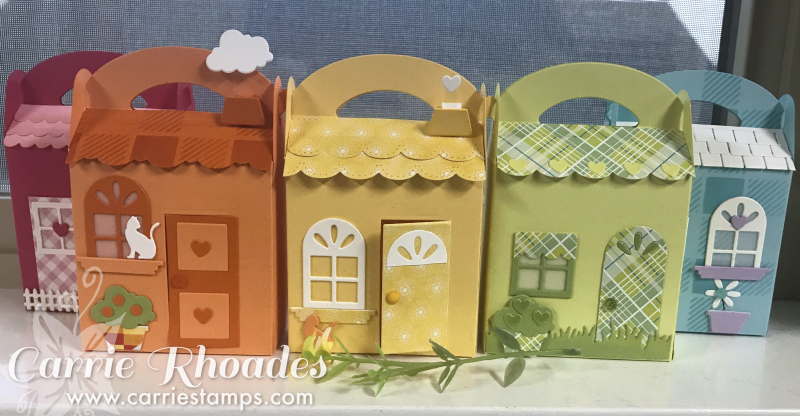 Sweet home houses