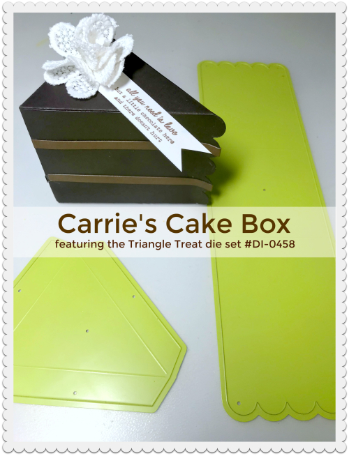 Carrie's Cake Box