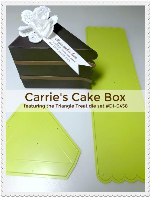 Carrie's Cake Box