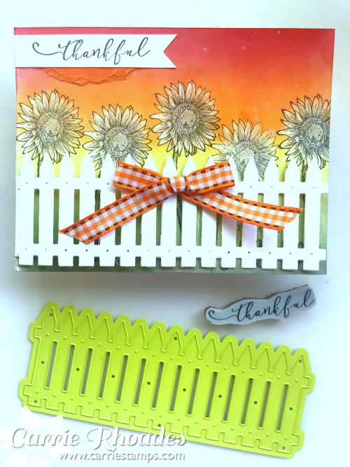 Picket Fence card 2