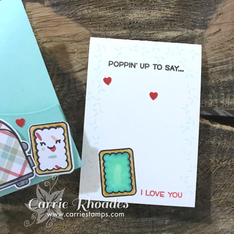 Let's Toast Pocket Card 2