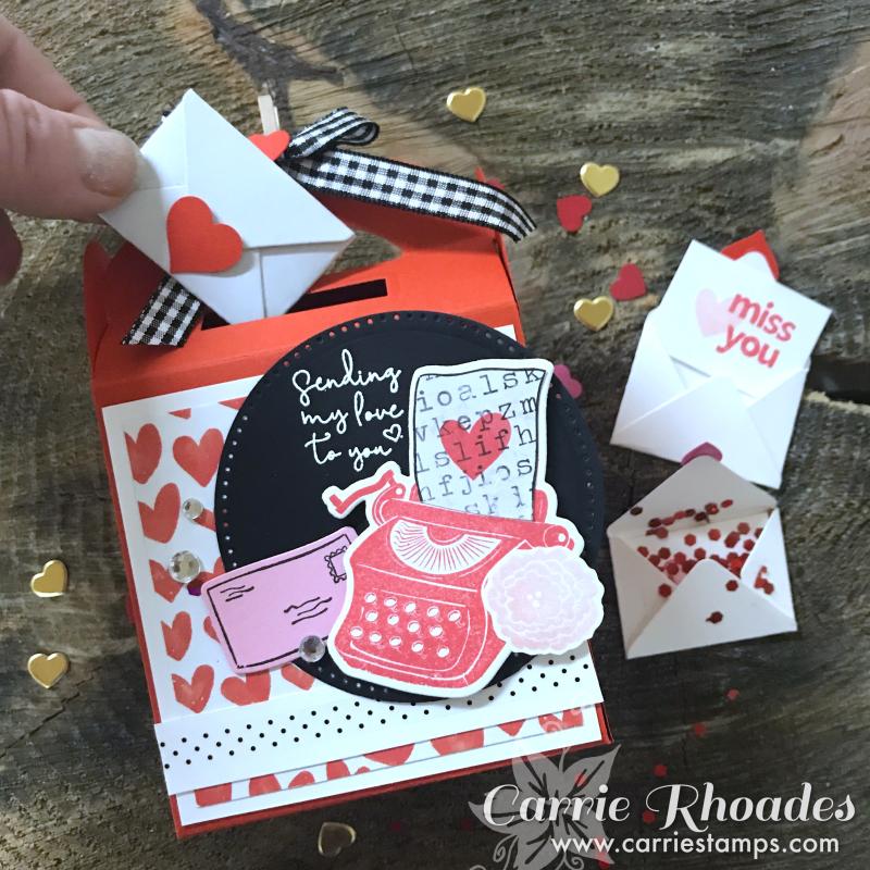 Sending my love mail box 3