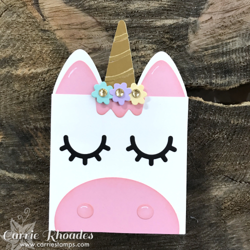 Create a pal unicorn