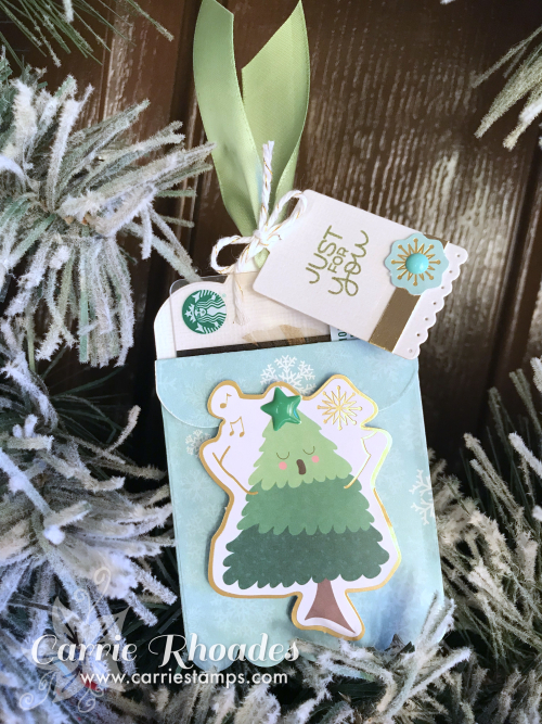 6 Gift Card Packaging Ideas Carrie Stamps