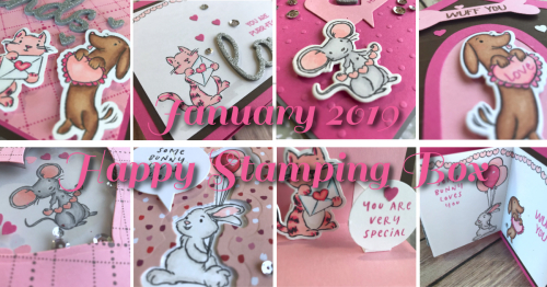 Jan Happy Stamping Box