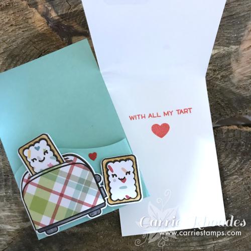 Let's Toast Pocket Card 3