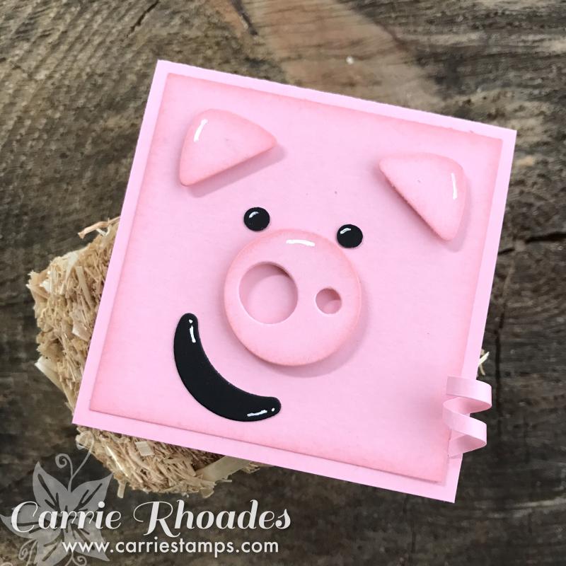 Create a pal pig