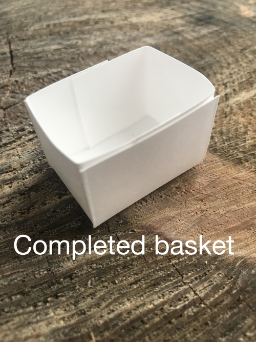 Mini basket 3
