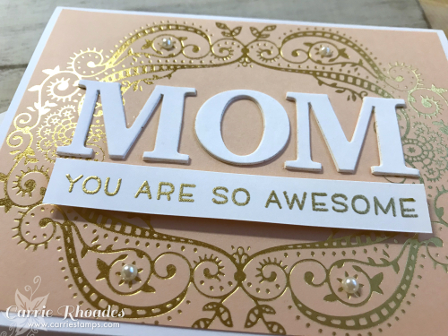 GHF Mom Card