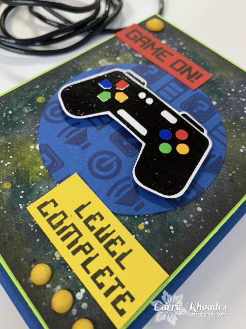 Sketchbox gamer card 2