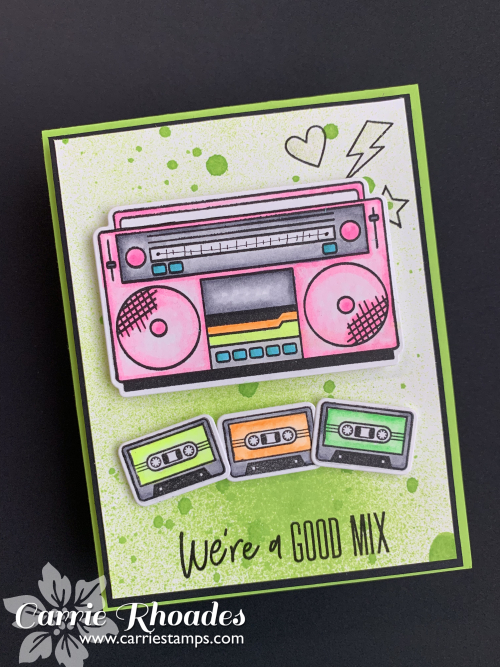 Good Mix Tape Card 1