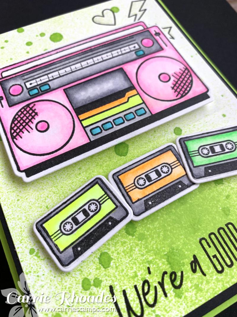 Good Mix Tape Card 2