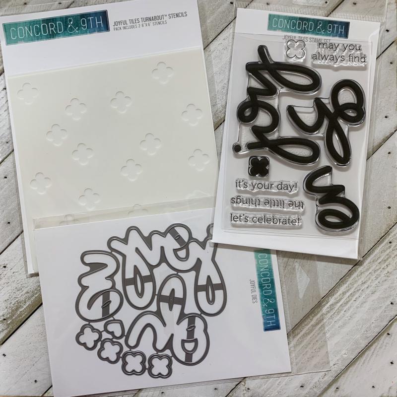 Joyful tiles bundle