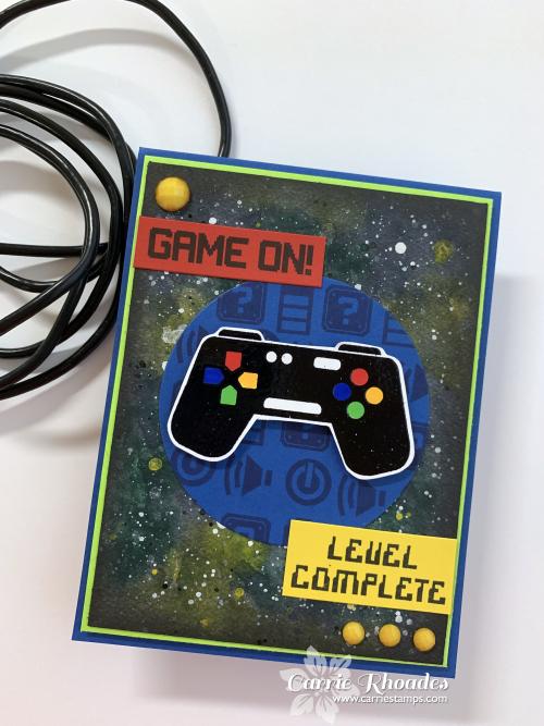 Sketchbox gamer card 1