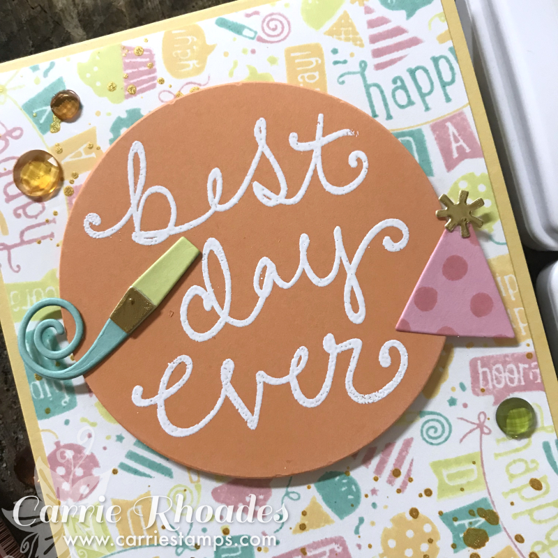 Best day ever card 3