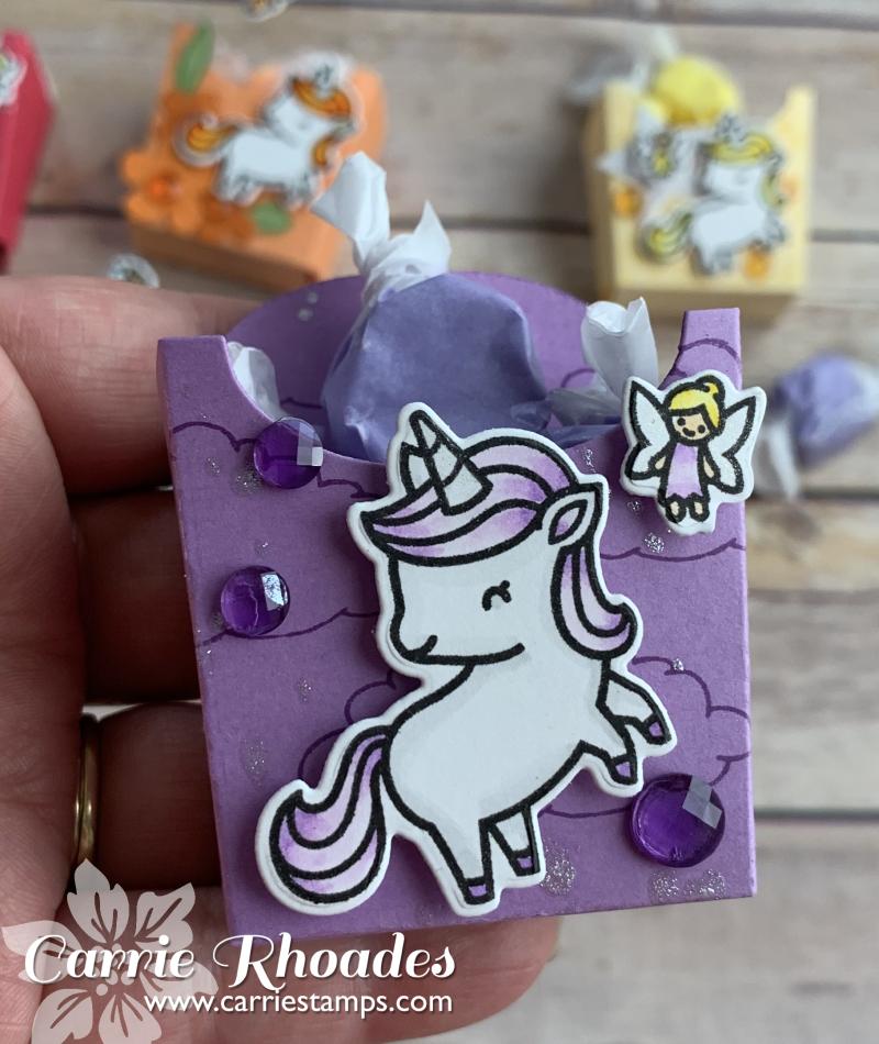 Small fry purple