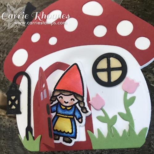 Mushroom house2