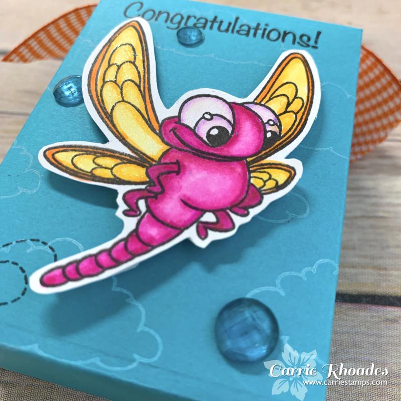 Dragonfly box cu