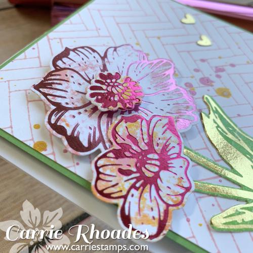 Radian flower cu