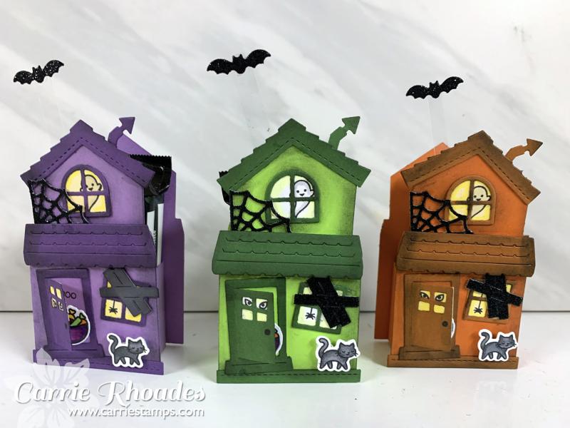 Build a Treat House 2