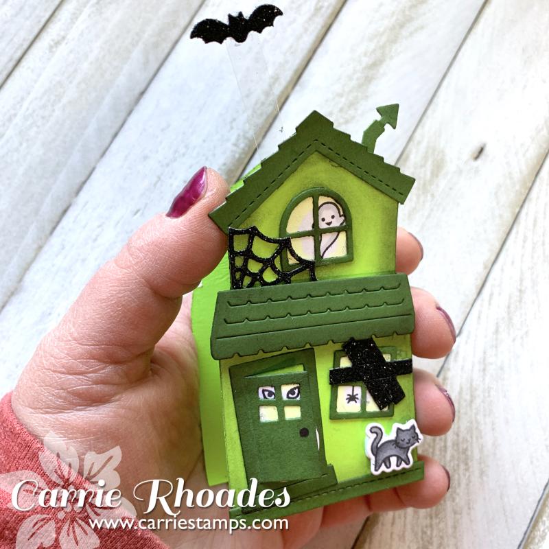Build a treat house 5