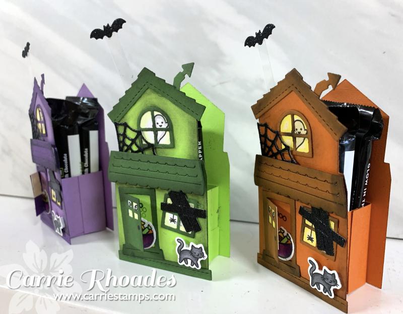 Build a Treat House 3