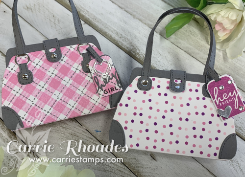 Stamped purses image