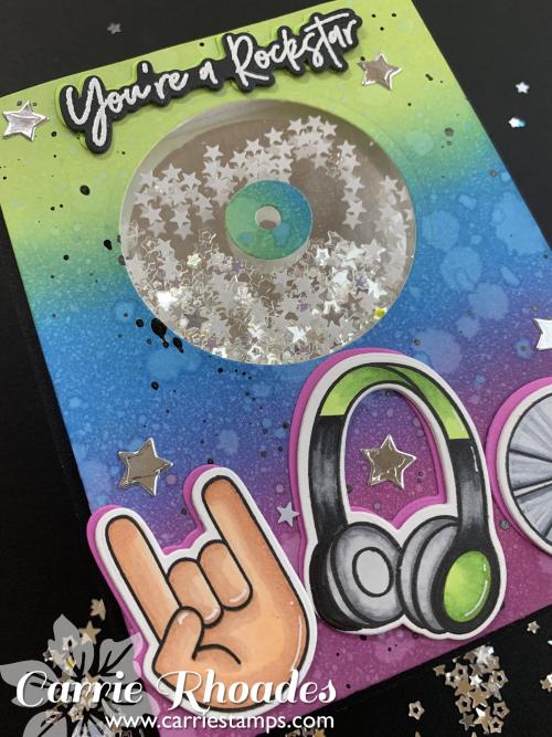 Rockstar cd shaker 2