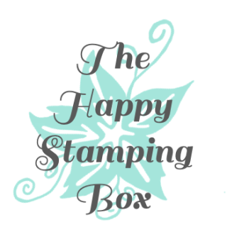 Happy Stamping Box Label