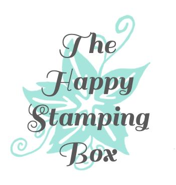 Happy Stamping Box Label