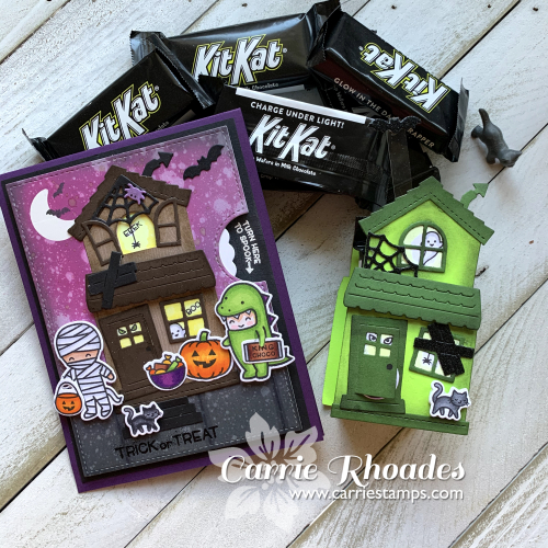 Trick or treat projects