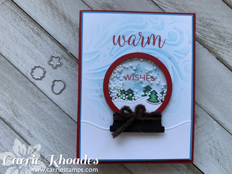 Warm Wishes Globe