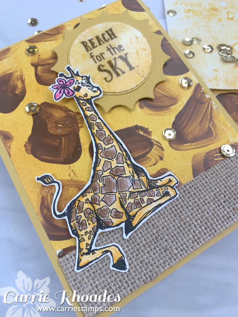 Giraffe wisdom 2