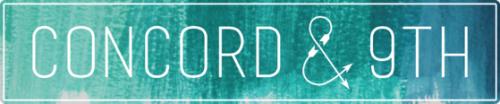 Concord & 9th logo
