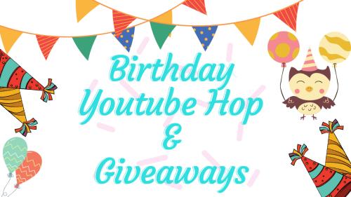 Birthday hop cover