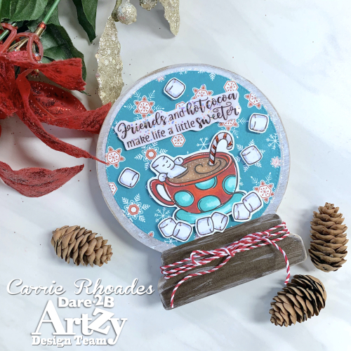 Crazy for Cocoa Snowglobe