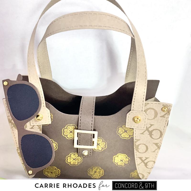 Designer weekender handbag 4