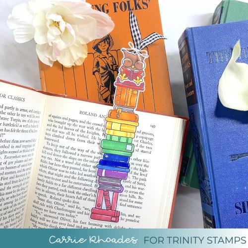 Tall tales book mark