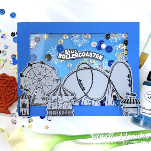 Rollercoaster Shaker