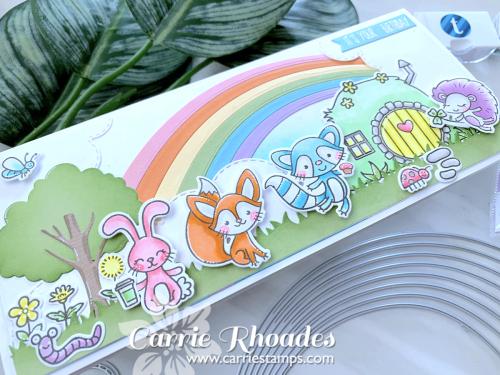 Bunny burrow rainbow 2