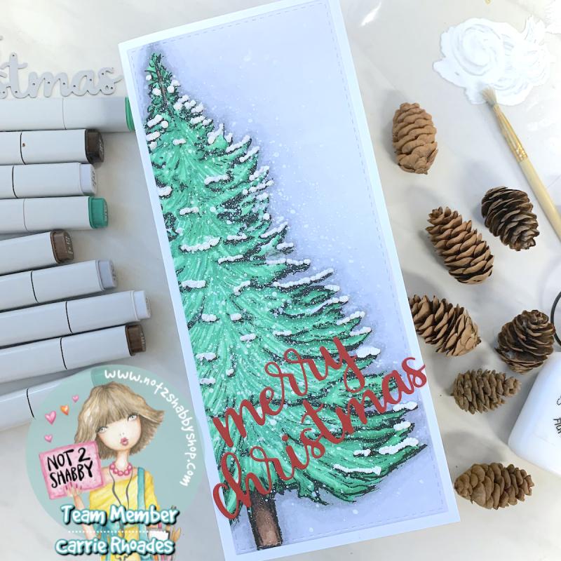 Pine tree slimline 1