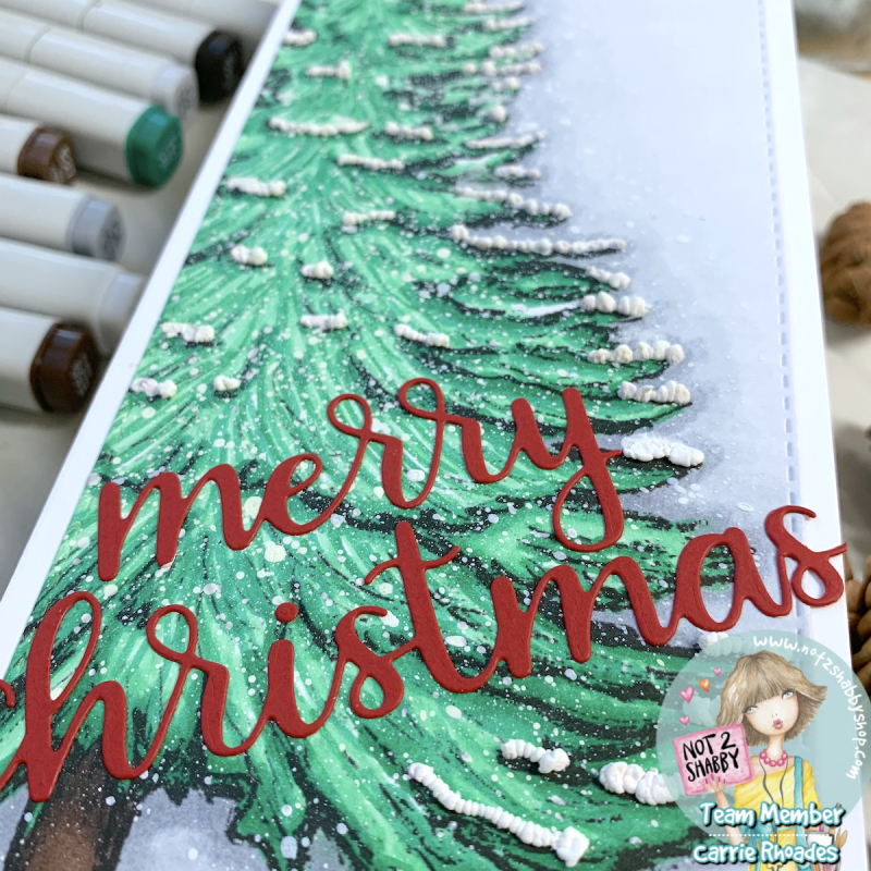 Pine tree slimline 2