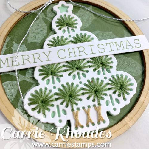 Merry stitching 6
