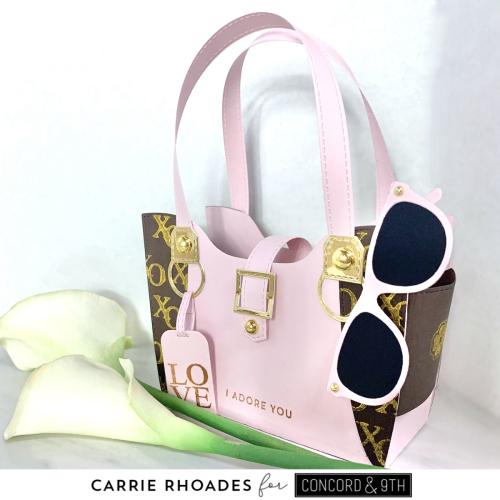 Deisnger weekender handbag 2