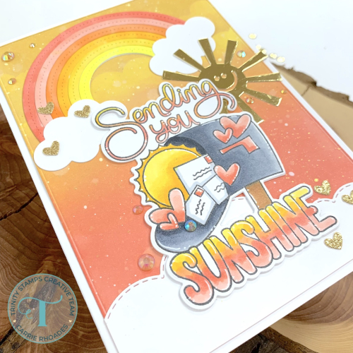 Sunshine and rainbows 4