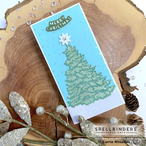 Trim the tree mini slimline carrie rhoades