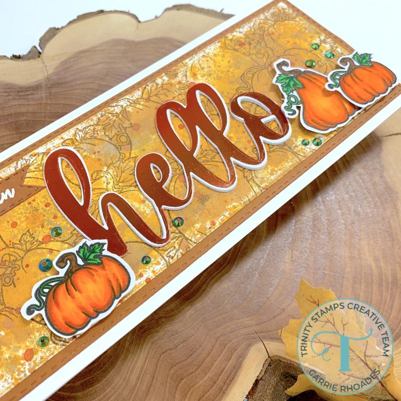 Hey pumpkin 2