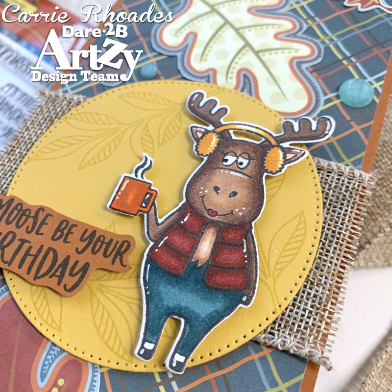Autumn moose 3