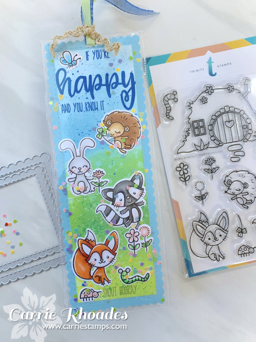 Bunny Burrow Bookmark 1