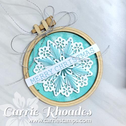Merry stitching 2